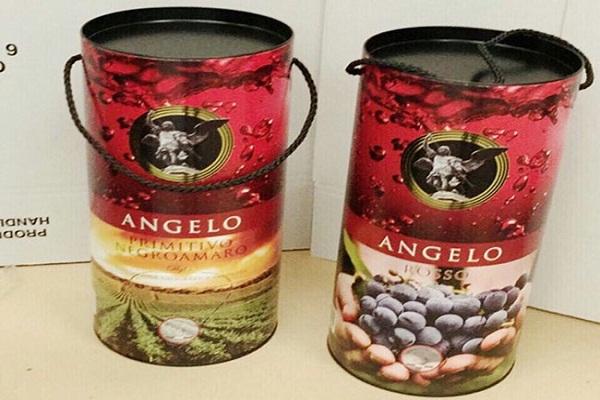 Rượu vang ngọt Angelo