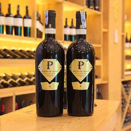 Rượu vang P