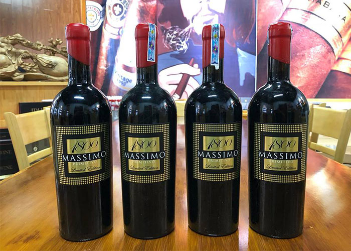 Rượu Vang Massimo 1800 Limited Edition
