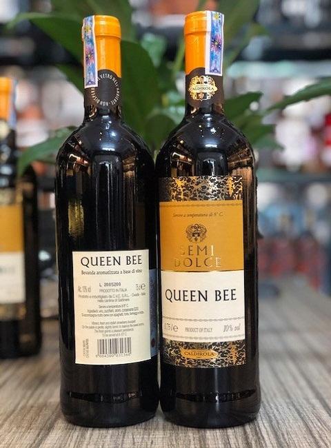 Rượu vang ngọt Queen Bee giá rẻ