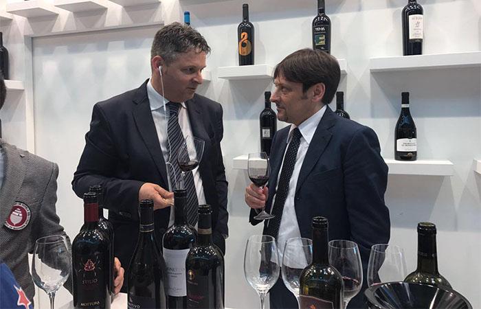 Rượu vang Ý ngon giá rẻ Mottura Stilio