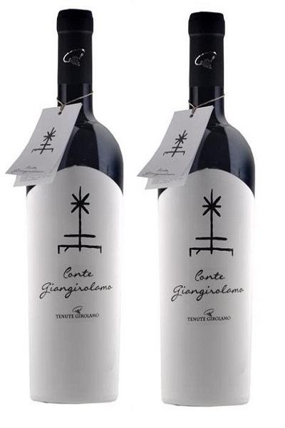Rượu vang ý Conte Giangirolamo