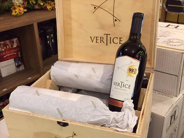 Rượu vang Vertice Ventisquero