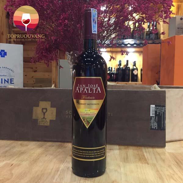 Apalta Tradition Cabernet Sauvignon