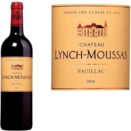 Rượu vang Pháp Chateau Lynch Loussas