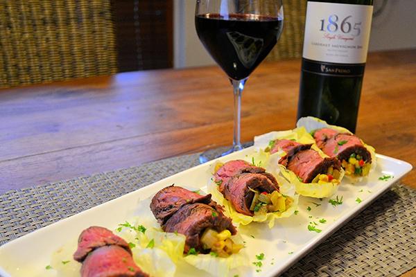 Rượu vang chile 1865 Sigle Vineyard 3