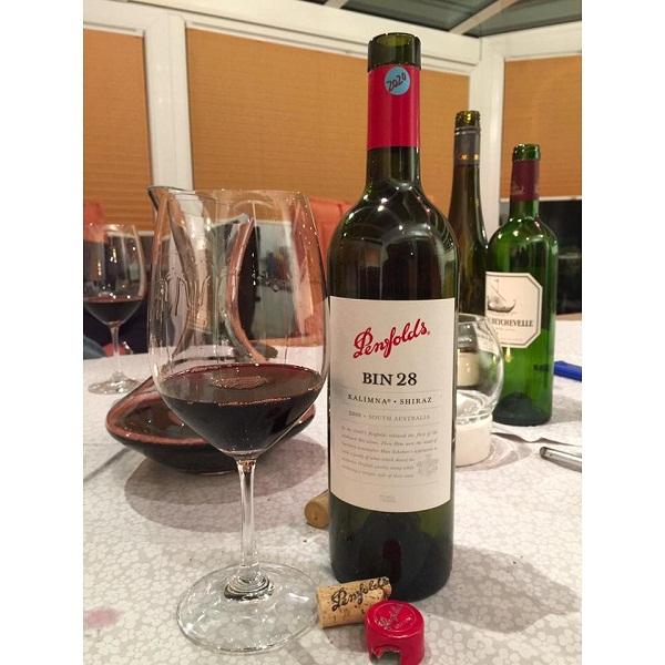 Rượu vang Penfolds Bin 28
