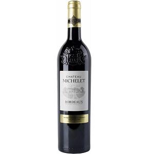 Rượu vang Pháp Chateaux Michelet Bordeaux