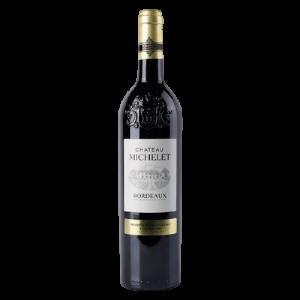Rượu vang Pháp Michelet Bordeaux