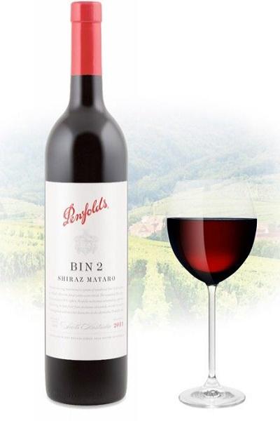 Rượu vang Úc Penfolds Bin 2
