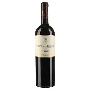 Rượu vang Ý Candido Duca D'aragona Salento rosso