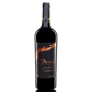 Rượu vang Cas Andes Grand Reserve Caberner Sauvignon