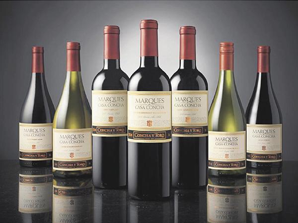 Rượu vang Chile Marques de Casa Concha Shiraz