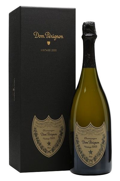 Rượu champagne Dom Perignon sâm banh