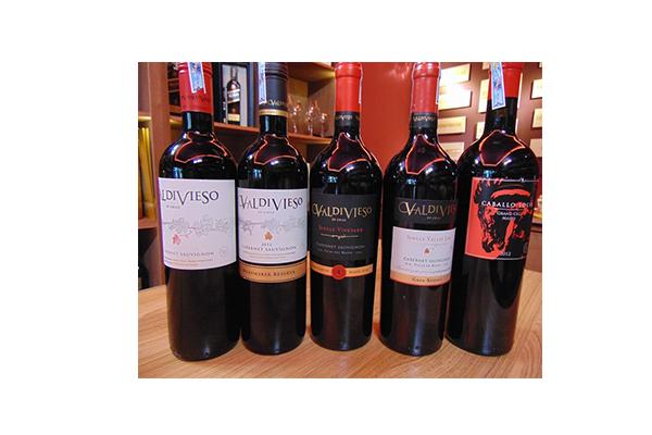 Rượu chile Valdivieso Winemarker Reserva