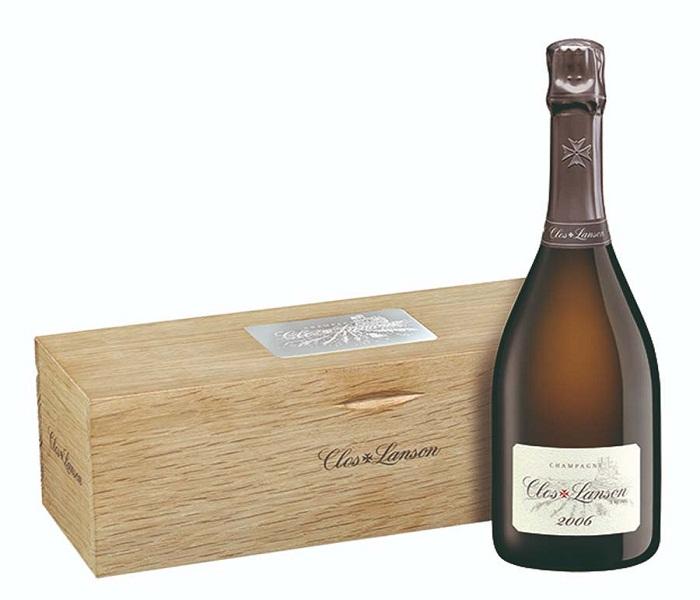 Rượu vang Champagne Clos Lanson