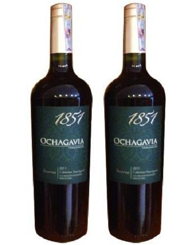 Rượu vang Chile Ochagavia 1851