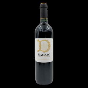 Rượu vang Dauzac D