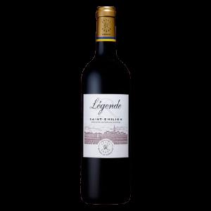 Rượu vang Legende Saint Emilion