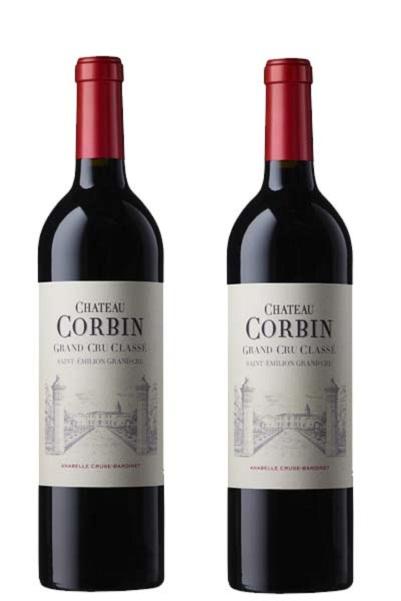 Rượu vang Pháp Chateau Corbin Saint Emilion Gran Cru