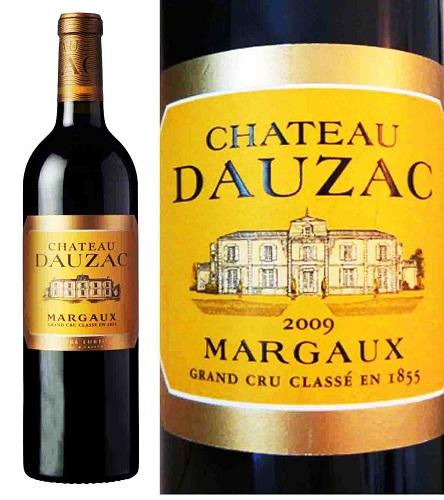 RƯợu vang Pháp Chateau Dauzac Margaux