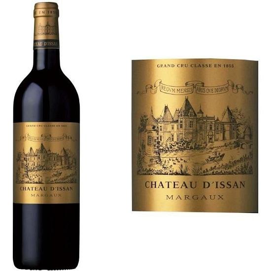 Rượu vang Pháp Chateaau D'Issan