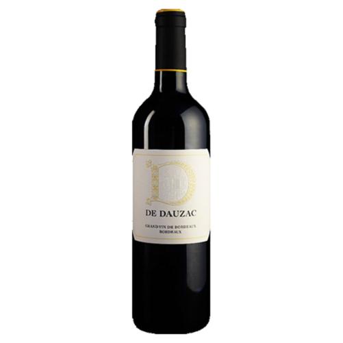 Rượu vang Pháp D de Dauzac