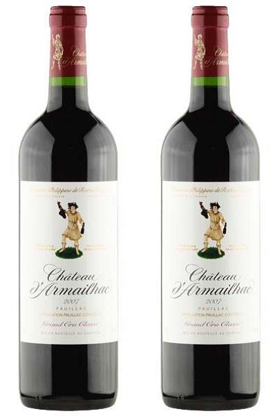 Rượu vang Pháp D'Armailhac Grand Cru