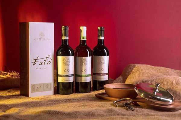 Rượu vang ý Talo