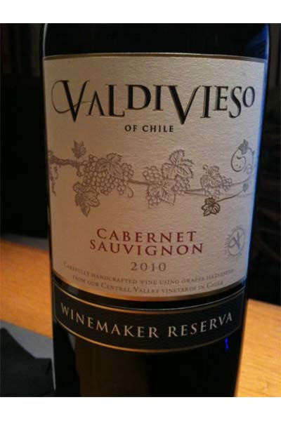 Rượu vang Chile Valdiviseo Winemark Reserva