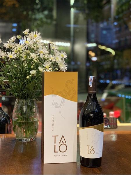 Rượu vang Ý TaLò San marzano