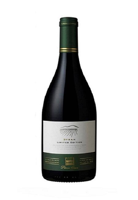 Rượu vang chile Perez Cruz Syrah Limited