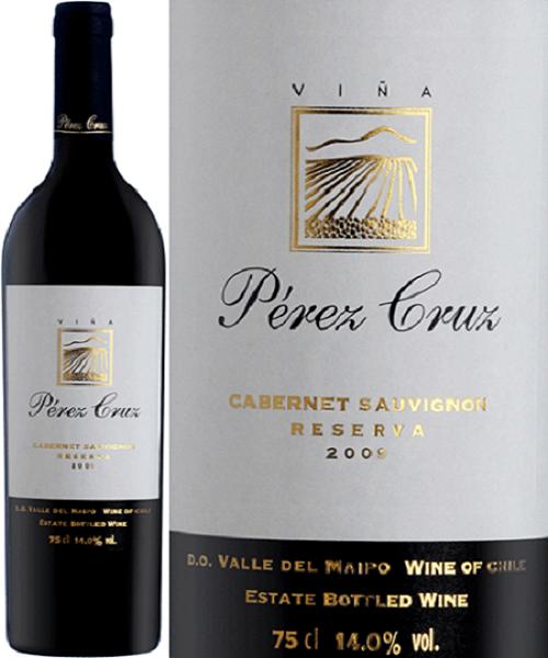 Rượu vang chile Perez Cruz Cabernet Sauvignon Reserva