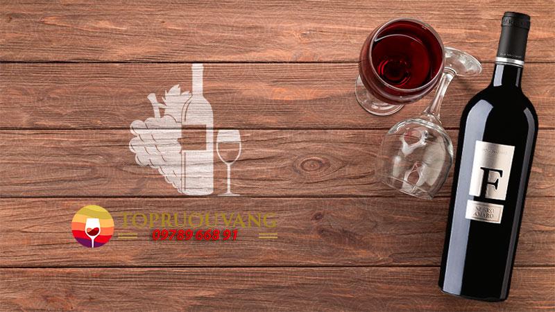 Rượu vang F Negroamaro San Marzano có ngon không?
