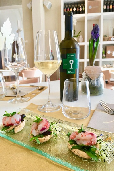 Rượu vang Ý Candora