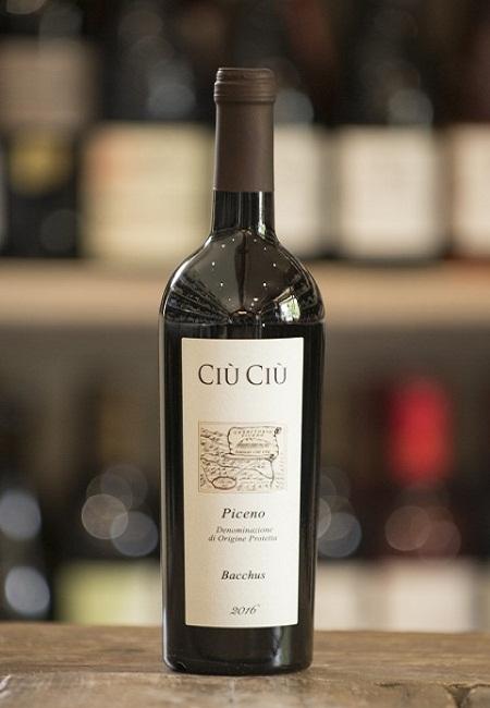 Rượu vang Ý Cìu Cìu