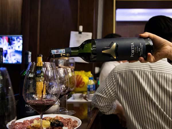 Rượu vang Portia Prima