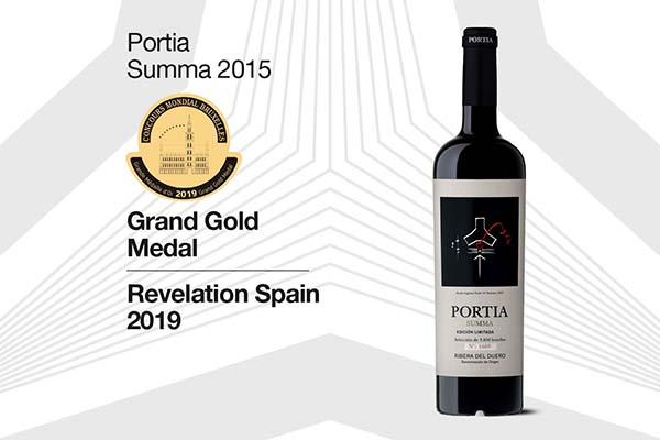 Rượu vang Portia Summa