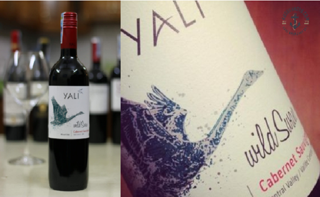 Rượu vang Yali Wild Swan