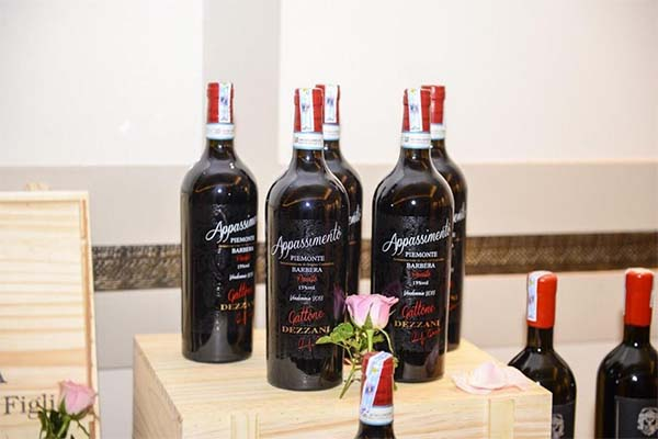 Rượu vang Appassimento Gattone
