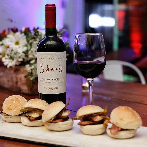 Rượu vang Chille Sibaris đỏ