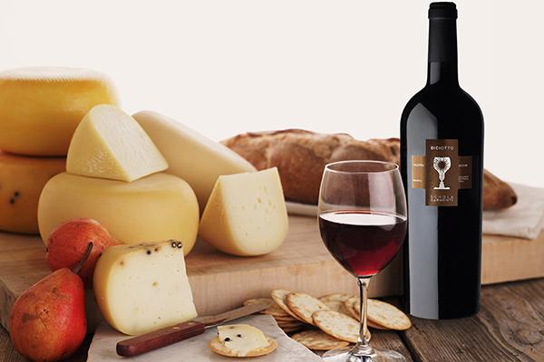 Rượu vang Diciotto Schola Sarmenti chén thánh 18 độ