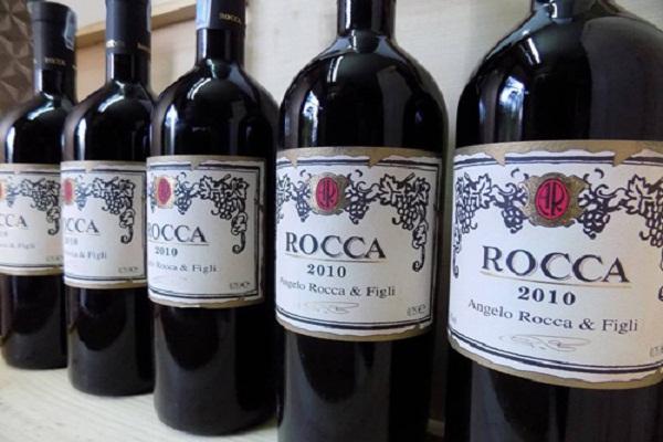 Rượu vang Rocca