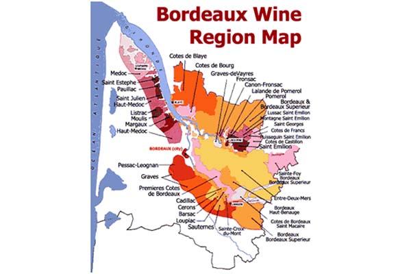Vùng Bordeaux