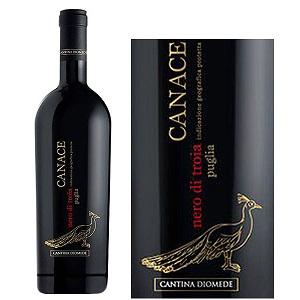 Rượu vang Canace Nero Di Troia Phượng Hoàng