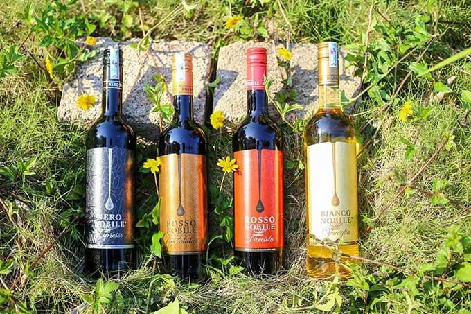 Rượu vang dành cho người mới uống 7