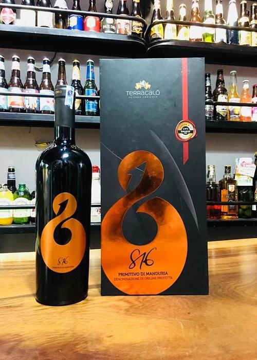 Rượu Ý 816 cao cấp giá tốt nhất