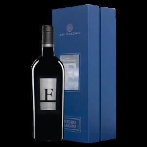 Hộp chai rượu vang F