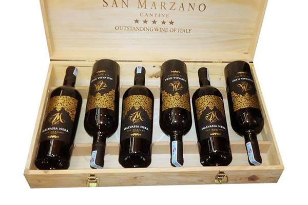 Set rượu vang biếu tết 2020 sang trọng, có giá ưu đãi tốt nhất 2