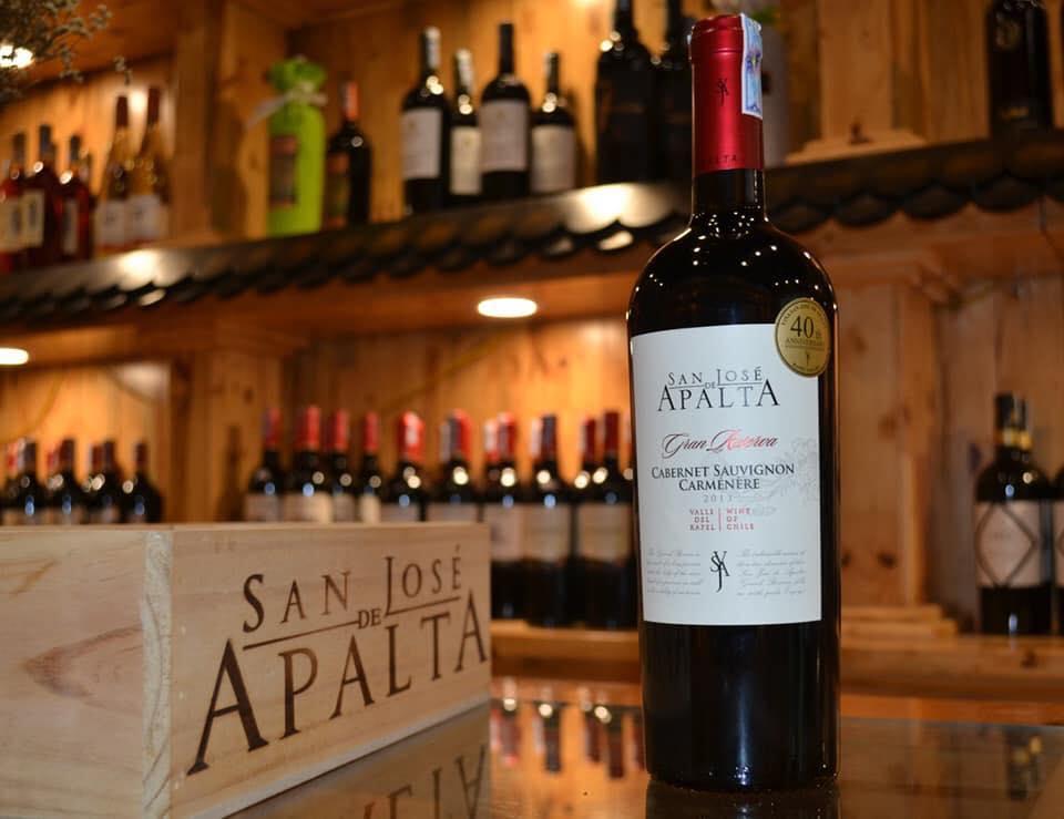 Rượu vang Apalta gran Reserva
